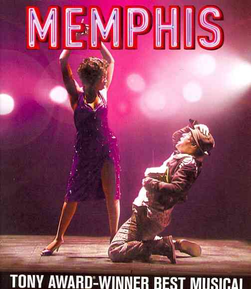 MEMPHIS:ORIGINAL BROADWAY PRODUCTION BY ORIGINAL CAST (Blu-Ray)